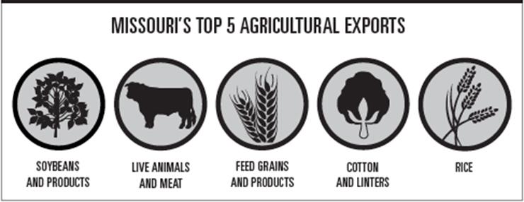 Missouri Ag Exports