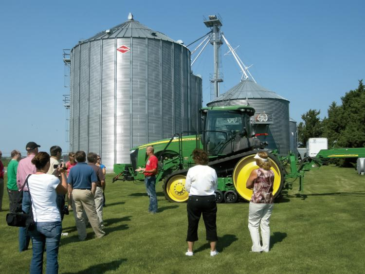 Learn about Nebraska Ag