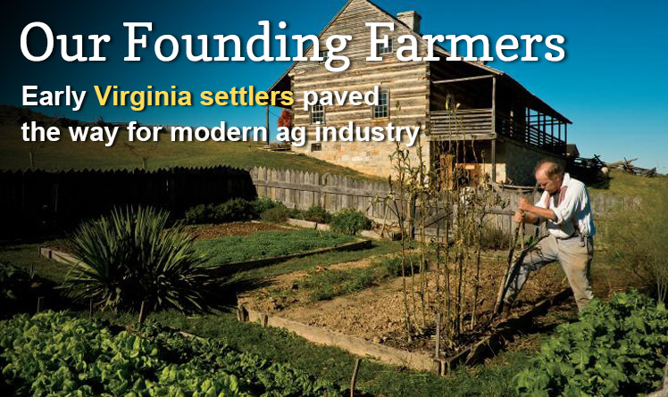 Virginia Founding Farmers