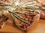 Asparagus Pizza Bianca