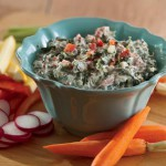 Easy Yogurt Veggie Dip