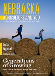 Nebraska Agriculture and You 2013