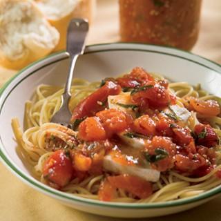 Late Harvest Tomato Sauce Recipe