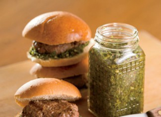 Argentinean Beef Sliders Recipe