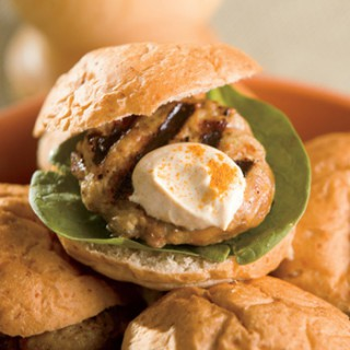 Moroccan Chicken Sliders Recipe