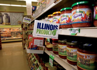 Illinois local food