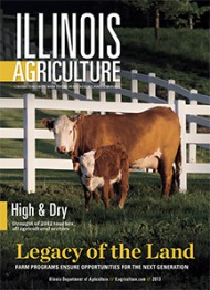Illinois Agriculture 2013