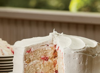 Mary Todd Lincoln's White Cake
