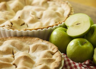 Virginia Green Apple Pie