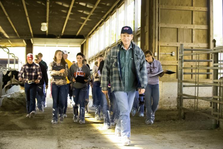 Mann Valley Farm  Fall  2012