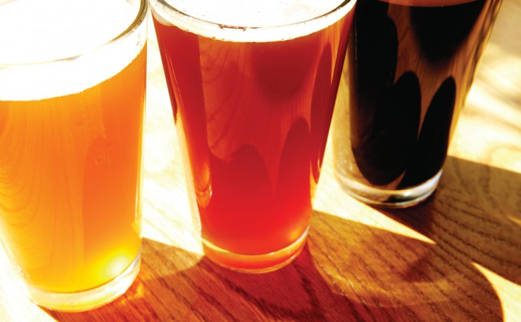 10 Awesome Farm to Pint Breweries