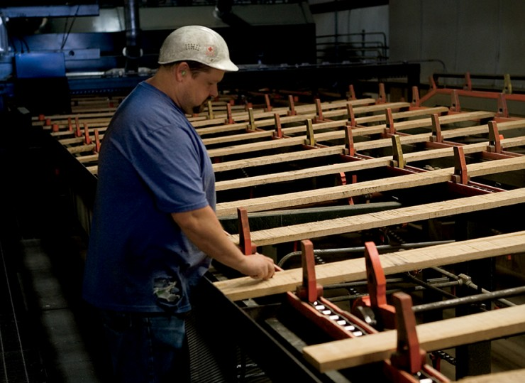 Timber & Lumber in McArthur, Ohio.