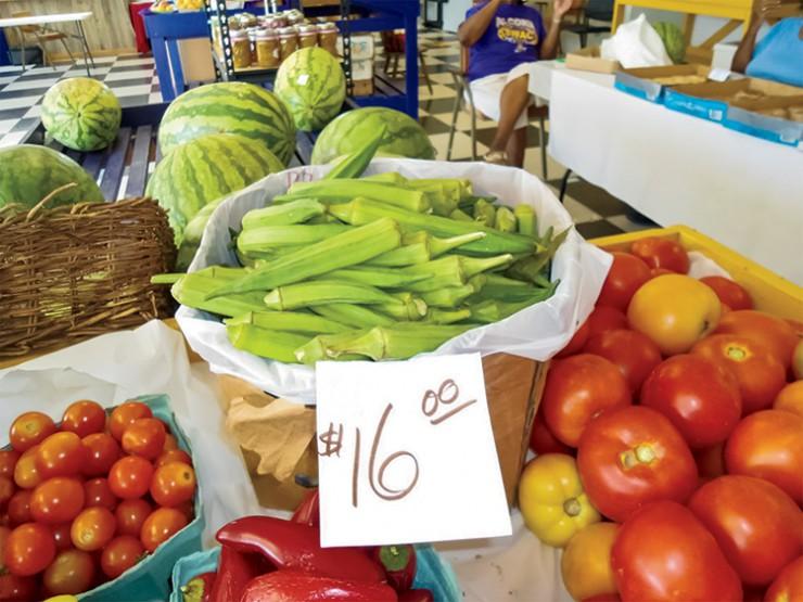 Natchez Farmers Market