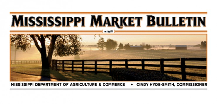 Mississippi Market Bulletin Newsletter