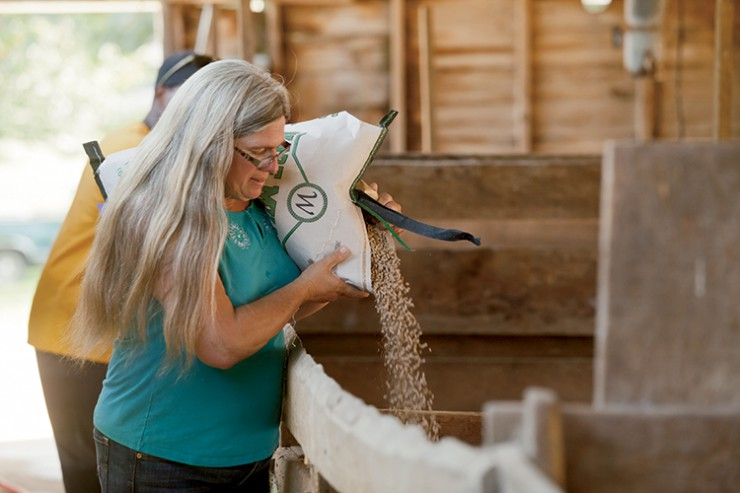 Libby St. Amant Women in Agriculture