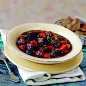 Slow-Cooker Lamb and Fig Stew Recipe