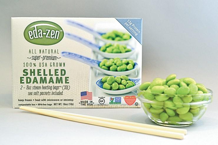 Arkansas Eda-Zen Super Premium Shelled Edamame