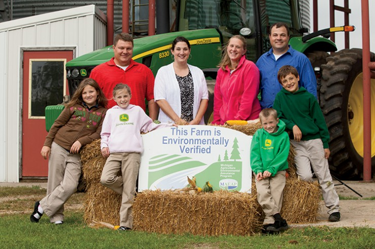 MAEAP verified Welden Farms