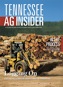 Tennessee Ag Insider 2014 cover