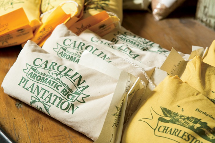 South Carolina Roadside Markets Aromatic Rice