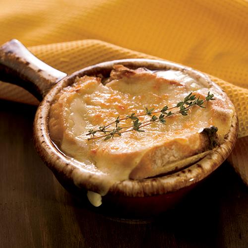 Four Onion Soup