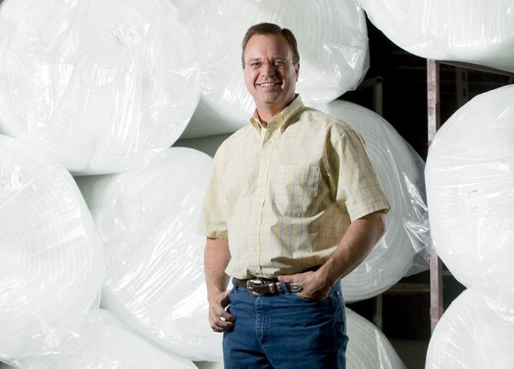 Larry Hobbs, Texas innovator