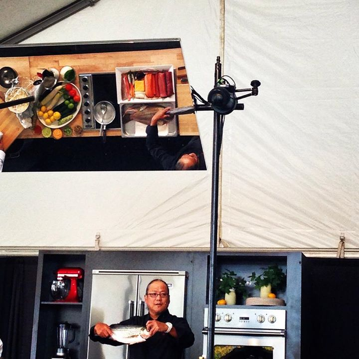morimoto at music city food and wine festival in nashville