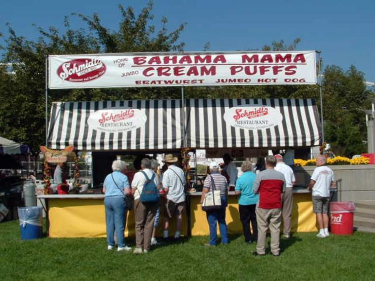 Schmidt's Sausage, Ohio State Fair Celebration