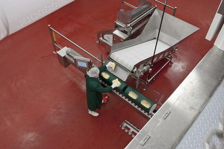 Sandridge high-powered processing machine