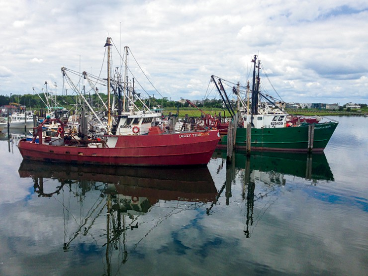Barnegat Bay New Jersey Boat