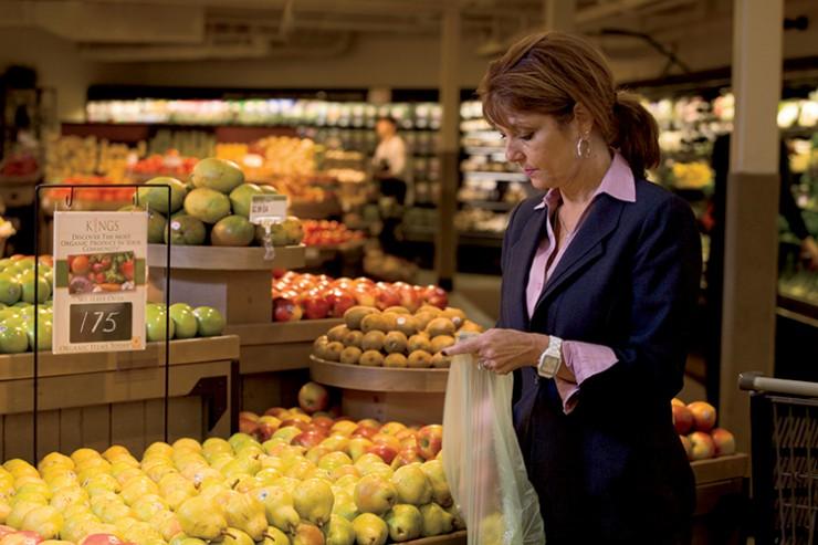 New Jersey supermarket