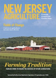 New Jersey Agriculture 2015